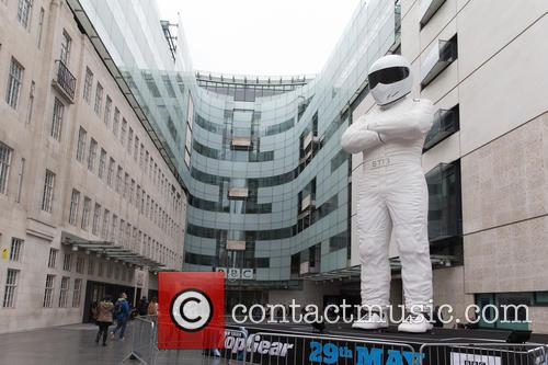 Giant Statue Of The Stig 4