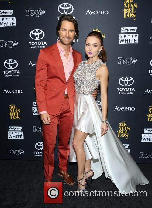 Sebastian Rulli and Angelique Boyer 1
