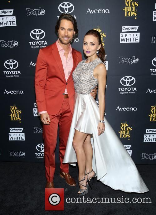 Sebastian Rulli and Angelique Boyer 2