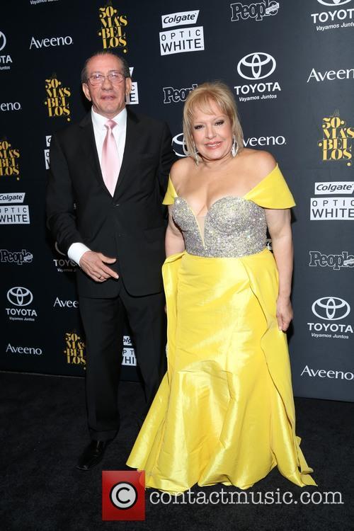 Dr. Alvaro Skupin and Nancy Alvarez 1