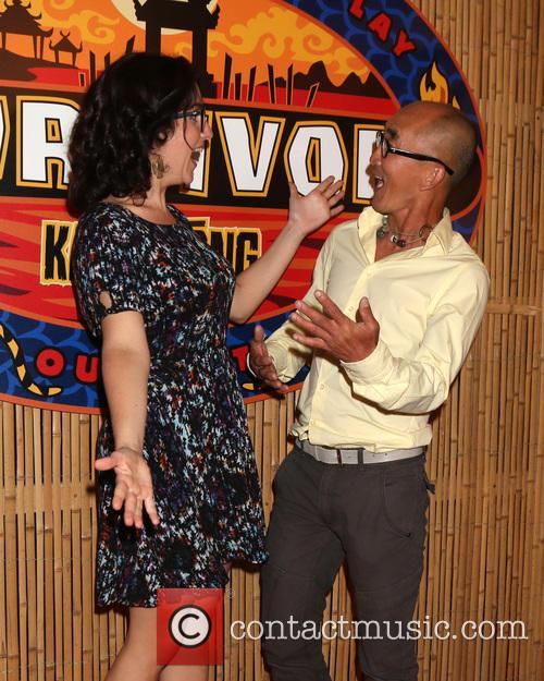 Aubry Bracco and Tai Trang 10