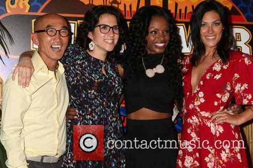 Tai Trang, Aubry Bracco, Cydney Gillon and Michele Fitzgerald 1