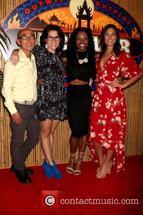 Tai Trang, Aubry Bracco, Cydney Gillon and Michele Fitzgerald 4