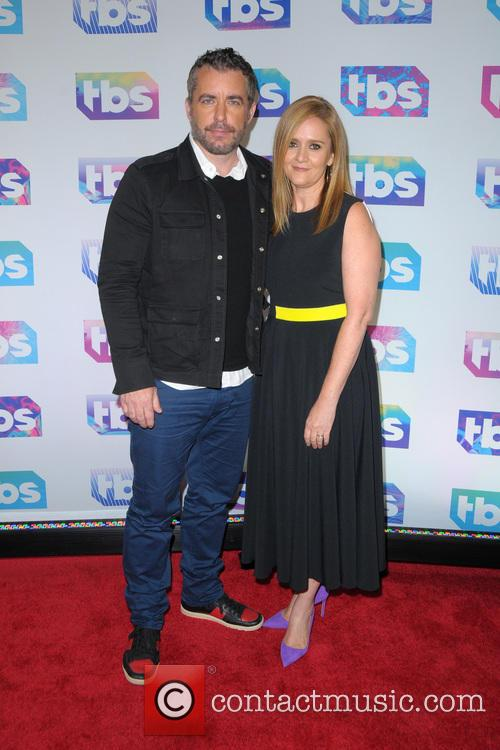 Jason Jones and Samantha Bee 1