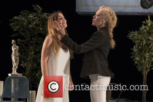 Carmen Conesa and Alejandra Onieva 2