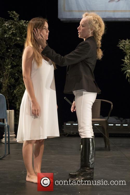 Carmen Conesa and Alejandra Onieva 4