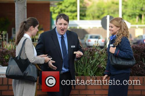 Peter Kay and Sian Gibson 8