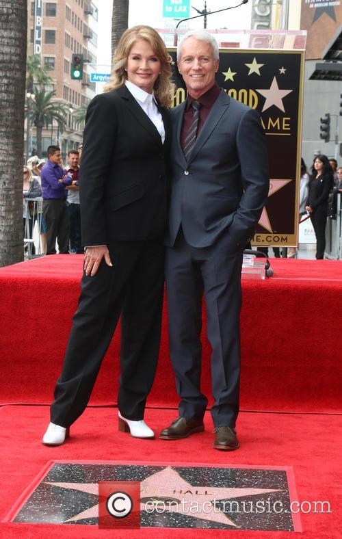 Deidre Hall and Greg Meng 5