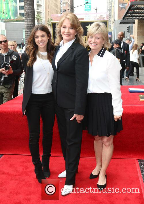 Kate Mansi, Deidre Hall and Mary Beth Evans 1