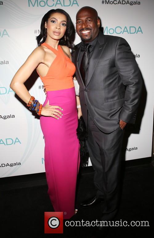 Rochelle Knowlden and Steve Sallion 1