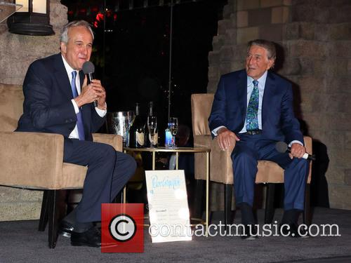 Tony Bennett and Lou Ruvo 7