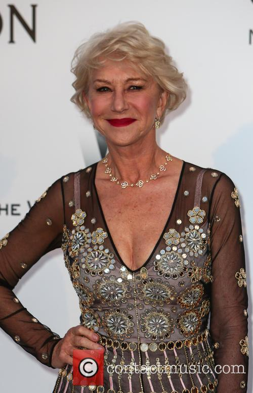 Helen Mirren Gives Evidence To Senate Sub-committee On Jewish Art Stolen By Nazis