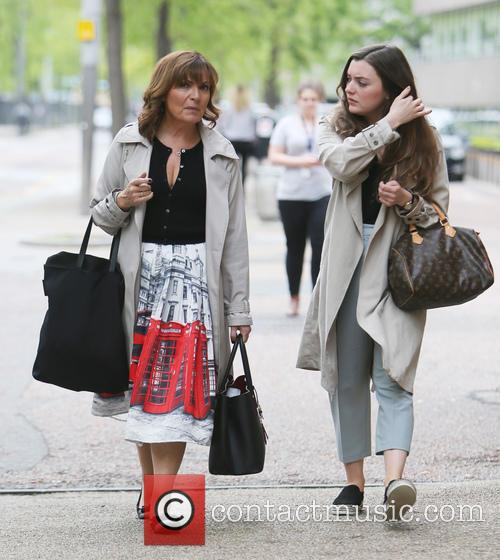 Lorraine Kelly and Rosie Kelly Smith 2