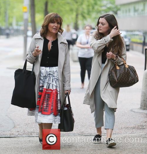 Lorraine Kelly and Rosie Kelly Smith 3