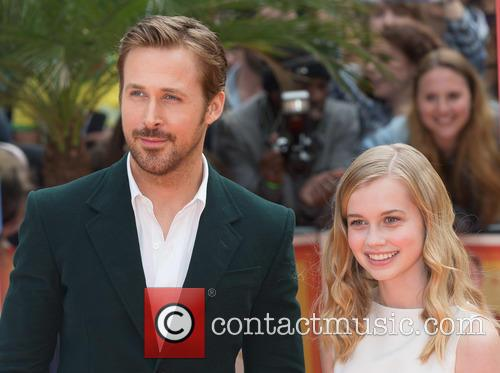 Ryan Gosling and Angourie Rice 5