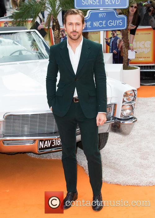 The UK Premiere of 'The Nice Guys'