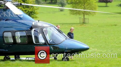 The Countess, Wessex, Midlands Air Ambulance Charity's, Garden Party and Hagley Hall 3