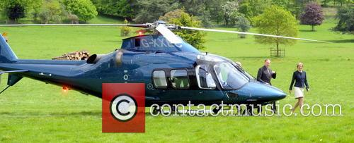 The Countess, Wessex, Midlands Air Ambulance Charity's, Garden Party and Hagley Hall 4