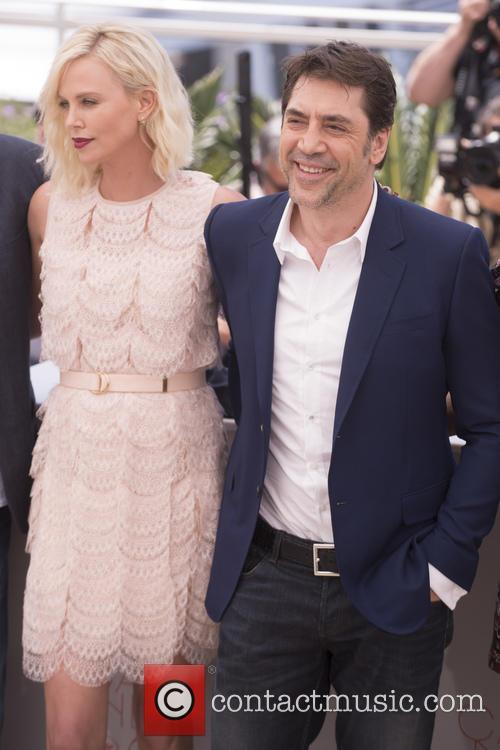Charlize Theron and Javier Bardem 1