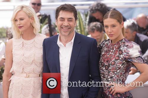 Charlize Theron, Adele Exarchopoulos and Javier Bardem 3