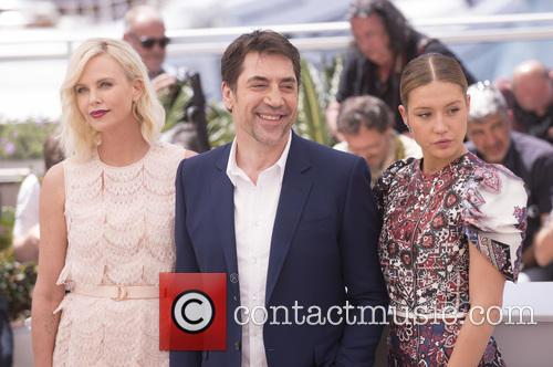 Charlize Theron, Adele Exarchopoulos and Javier Bardem 4