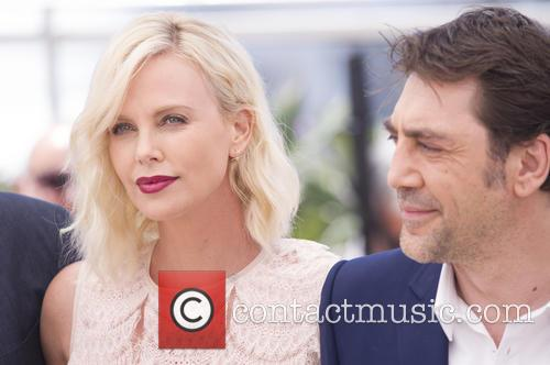 Charlize Theron and Javier Bardem 7