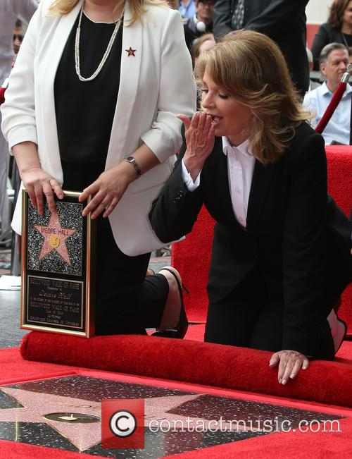 Deidre Hall Honored With Star On The Hollywood...