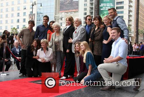 Bryan Dattilo, Galen Gering, Deidre Hall, Kate Mansi, Mary Beth Evans, Thaao Penghlis, Kristian Alfonso, Lauren Koslow, Susan Seaforth Hayes, Jen Lilley and Eric Martsolf 2