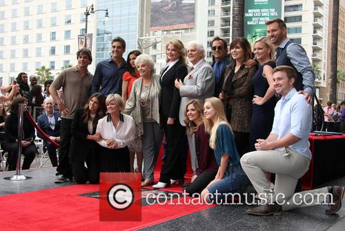 Bryan Dattilo, Galen Gering, Deidre Hall, Kate Mansi, Mary Beth Evans, Thaao Penghlis, Kristian Alfonso, Lauren Koslow, Susan Seaforth Hayes, Jen Lilley and Eric Martsolf 5