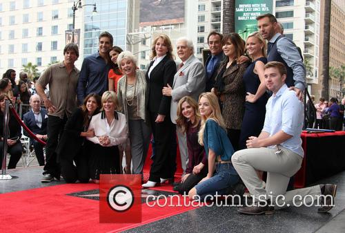 Bryan Dattilo, Galen Gering, Deidre Hall, Kate Mansi, Mary Beth Evans, Thaao Penghlis, Kristian Alfonso, Lauren Koslow, Susan Seaforth Hayes, Jen Lilley and Eric Martsolf 6