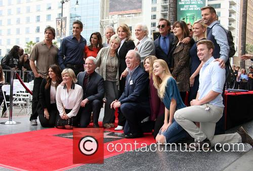 Bryan Dattilo, Galen Gering, Deidre Hall, Kate Mansi, Mary Beth Evans, Thaao Penghlis, Kristian Alfonso, Lauren Koslow, Susan Seaforth Hayes, Jen Lilley and Eric Martsolf 7