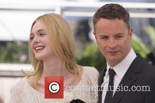 Elle Fanning and Nicolas Winding Refn 10