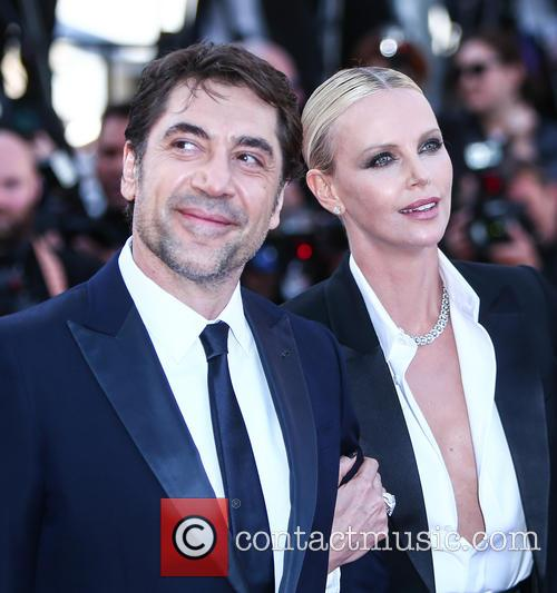 Javier Bardem and Charlize Theron 1