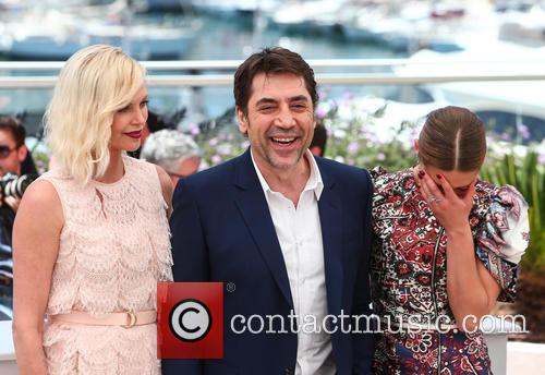 Charlize Theron, Javier Bardem and Adele Exarchopoulos 3