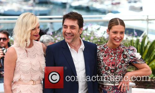 Charlize Theron, Javier Bardem and Adele Exarchopoulos 4