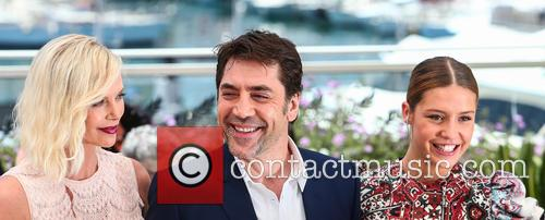 Charlize Theron, Javier Bardem and Adele Exarchopoulos 5