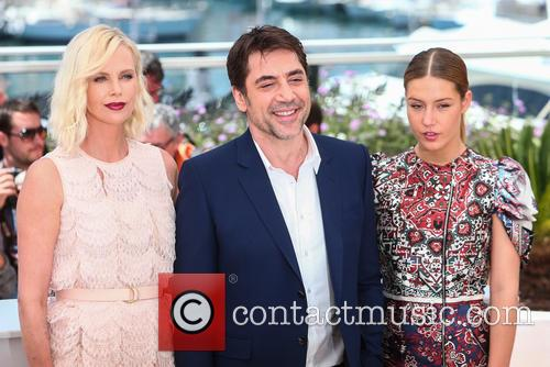 Charlize Theron, Javier Bardem and Adele Exarchopoulos 6
