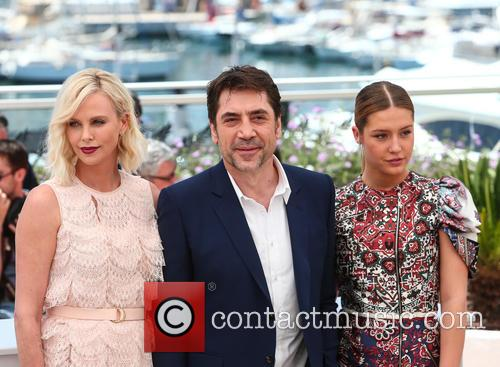 Charlize Theron, Javier Bardem and Adele Exarchopoulos 7