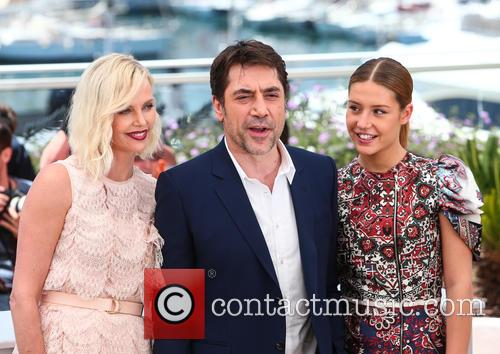 Charlize Theron, Javier Bardem and Adele Exarchopoulos 8