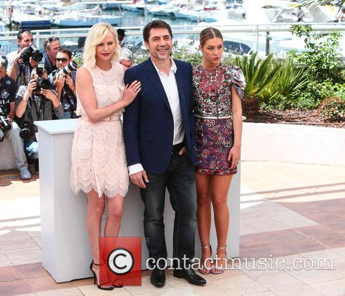 Charlize Theron, Javier Bardem and Adele Exarchopoulos 9