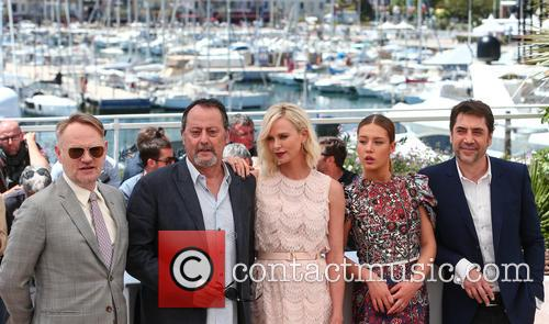 Jared Harris, Jean Reno, Charlize Theron, Adele Exarchopoulos and Javier Bardem 1