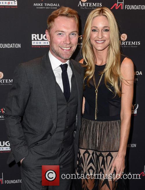 Storm Keating and Ronan Keating 2
