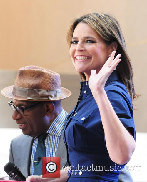 'Today' Presenter Savannah Guthrie Announces Second Pregnancy Live On Air
