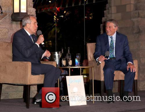 Larry Ruvo and Tony Bennett 2
