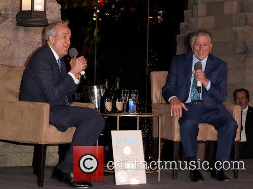 Larry Ruvo and Tony Bennett 4
