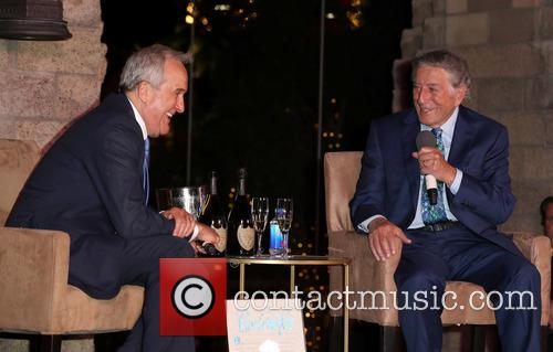 Larry Ruvo and Tony Bennett 5