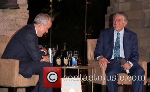 Larry Ruvo and Tony Bennett 6