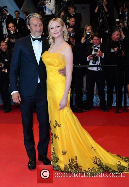 Kirsten Dunst and Mads Mikkelsen 2