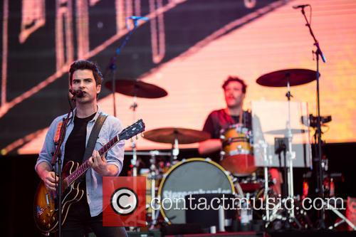Kelly Jones and Jamie Morrison 2