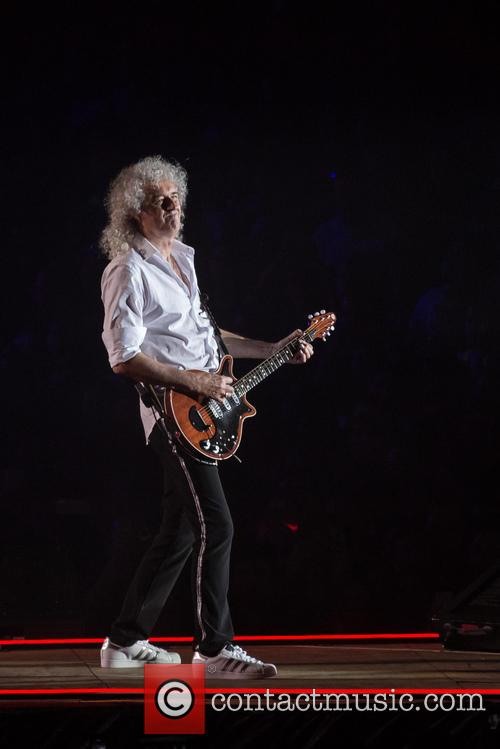 Brian May 1